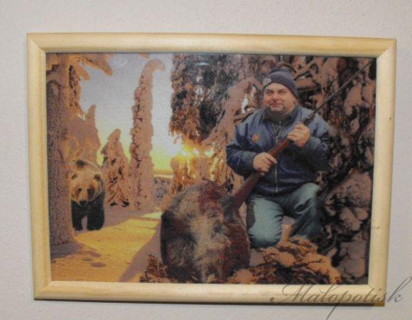 Obrázek na plátně z vašich fotografii - novinka ! 15x10cm